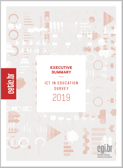 Executive Summary - Survey on the Use of Information and Communication Technologies in Brazilian Schools - ICT in Education 2019