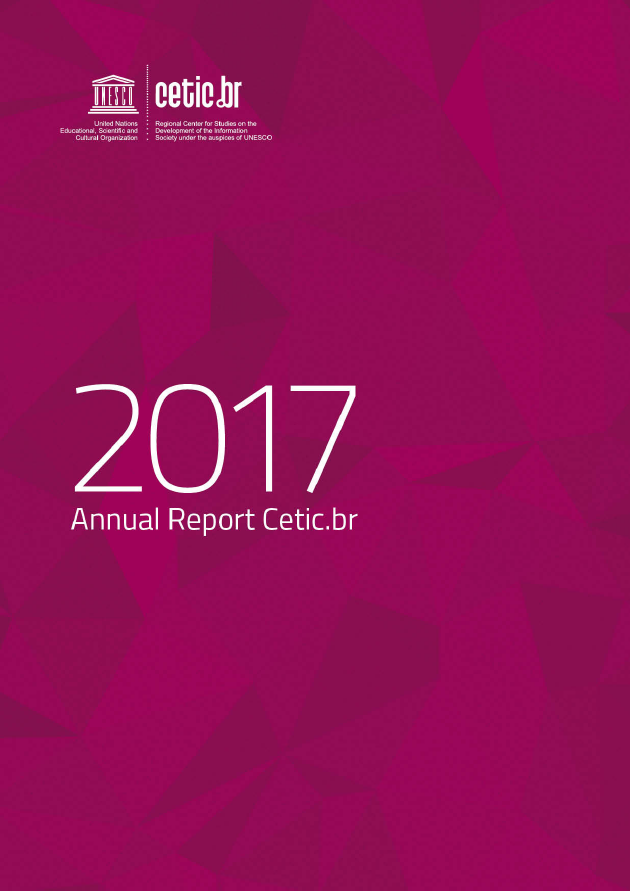 Cetic.br Annual Report 2017