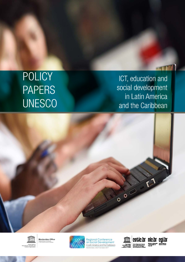 ICT, education and social development in Latin America and the Caribbean