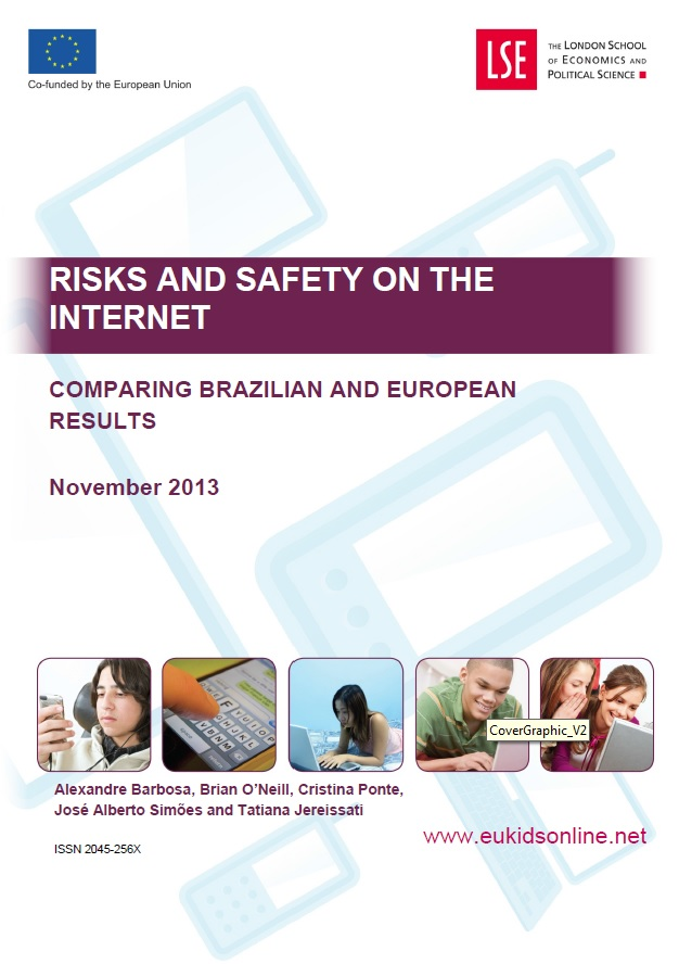 Risks and safety on the Internet: comparing brazilian and european results